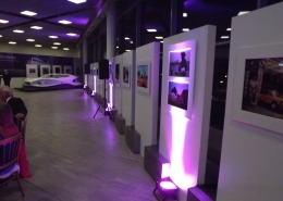 event production at mercedes benz world