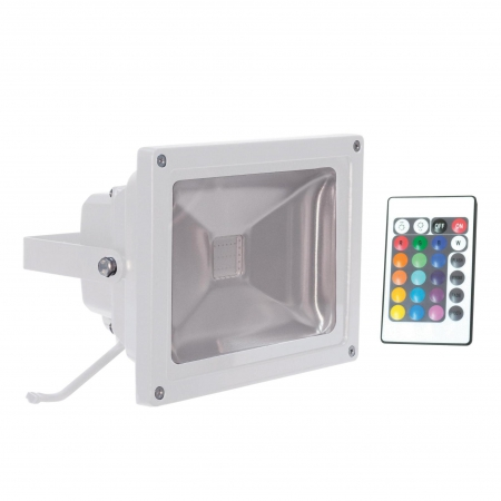 20w RGB LED Floodlight hire