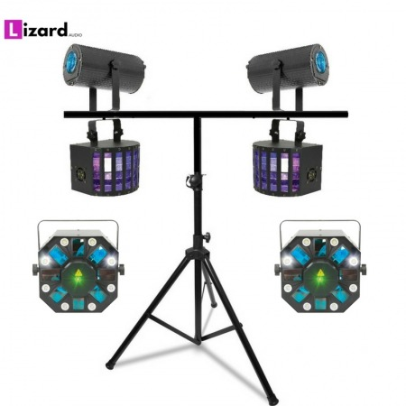 DJ Lighting Pack 3