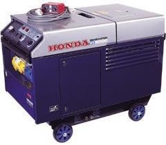 Honda EX5500 generator hire