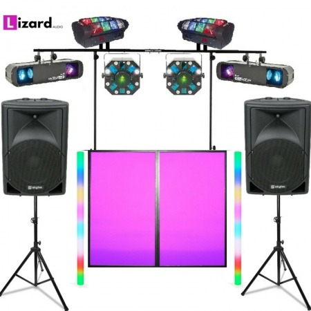 Premium DJ party system 2
