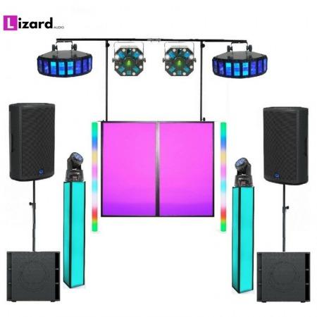 Premium DJ party system 3