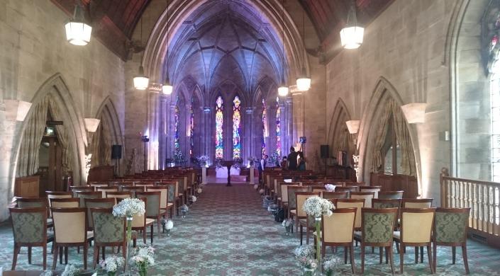 ashdown park uplighting uplighters wedding hire