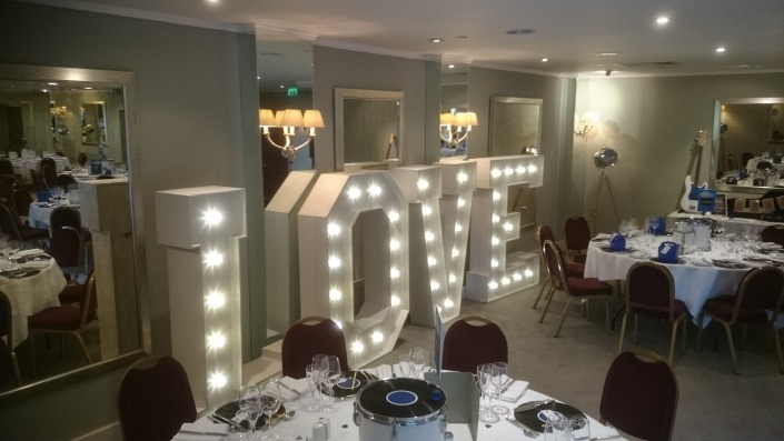 5ft LOVE goodwood hotel chichester