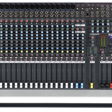 Allen and Heath PA20 Top