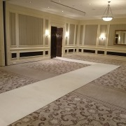 4 four seasons hotel aisle runner hire
