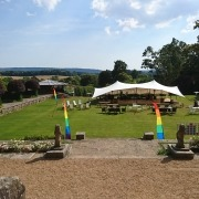 cowdray house festival anmd outdoor games hire connect 4 and coconut shy