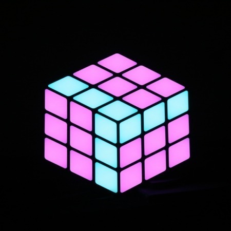 Rubix RGB 3D Panel 2