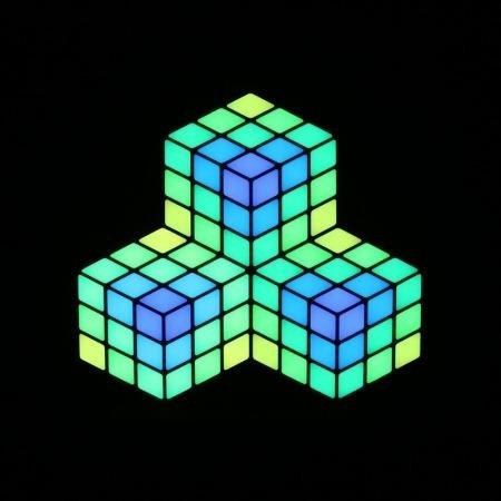 Rubix RGB 3D Panel 4