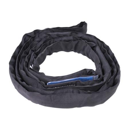 RIGG007 U01 2 Black Round Sling